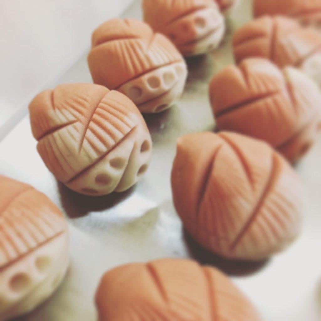 春の上生菓子