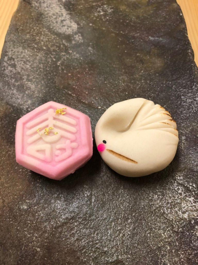 敬老の日の和菓子